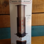 Station 1 Coffee House - Aeropress