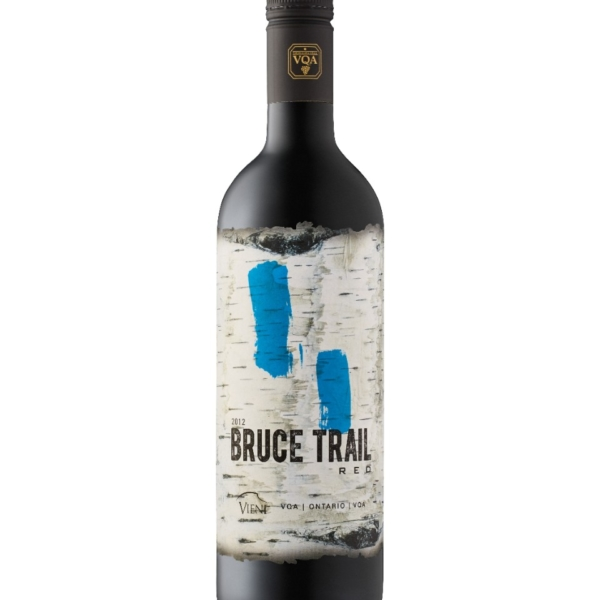 Station 1 Coffee House - Beer & Wine - Bruce Trail Red