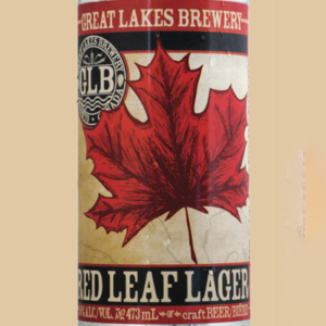 Station 1 Coffee House - Beer & Wine - GLB Red Leaf Lager