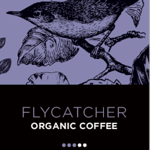 Station 1 Coffee House - Coffee Beans - Flycatcher Front