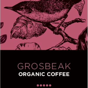 Station 1 Coffee House - Coffee Beans - Grosbeak Front