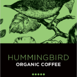 Station 1 Coffee House - Coffee Beans - Hummingbird Front