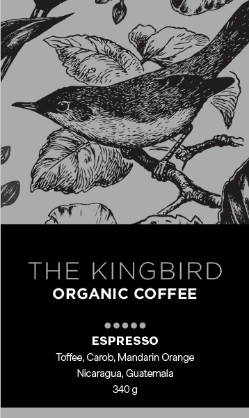 Station 1 Coffee House - Coffee Beans - Kingbird Front