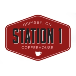 Station 1 Coffee House - Logo