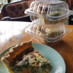 Station 1 Coffee House - Quiche Slice