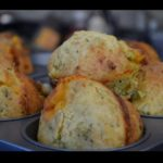 Station 1 Coffee House - Savory Muffins