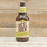 Station 1 Coffee House - Bottled Cold Drinks - Real Brew Ginger Ale