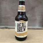 Station 1 Coffee House - Bottled Cold Drinks - Real Brew Vanilla Cream Soda