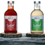 Station 1 Coffee House - Bottled Cold Drinks - Switchel